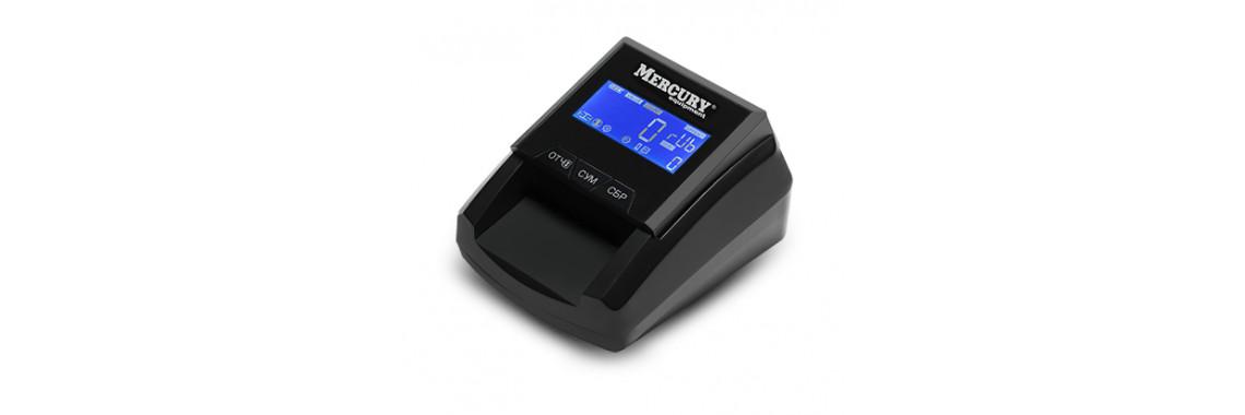 Автоматический детектор банкнот D20A Flash PRO LCD